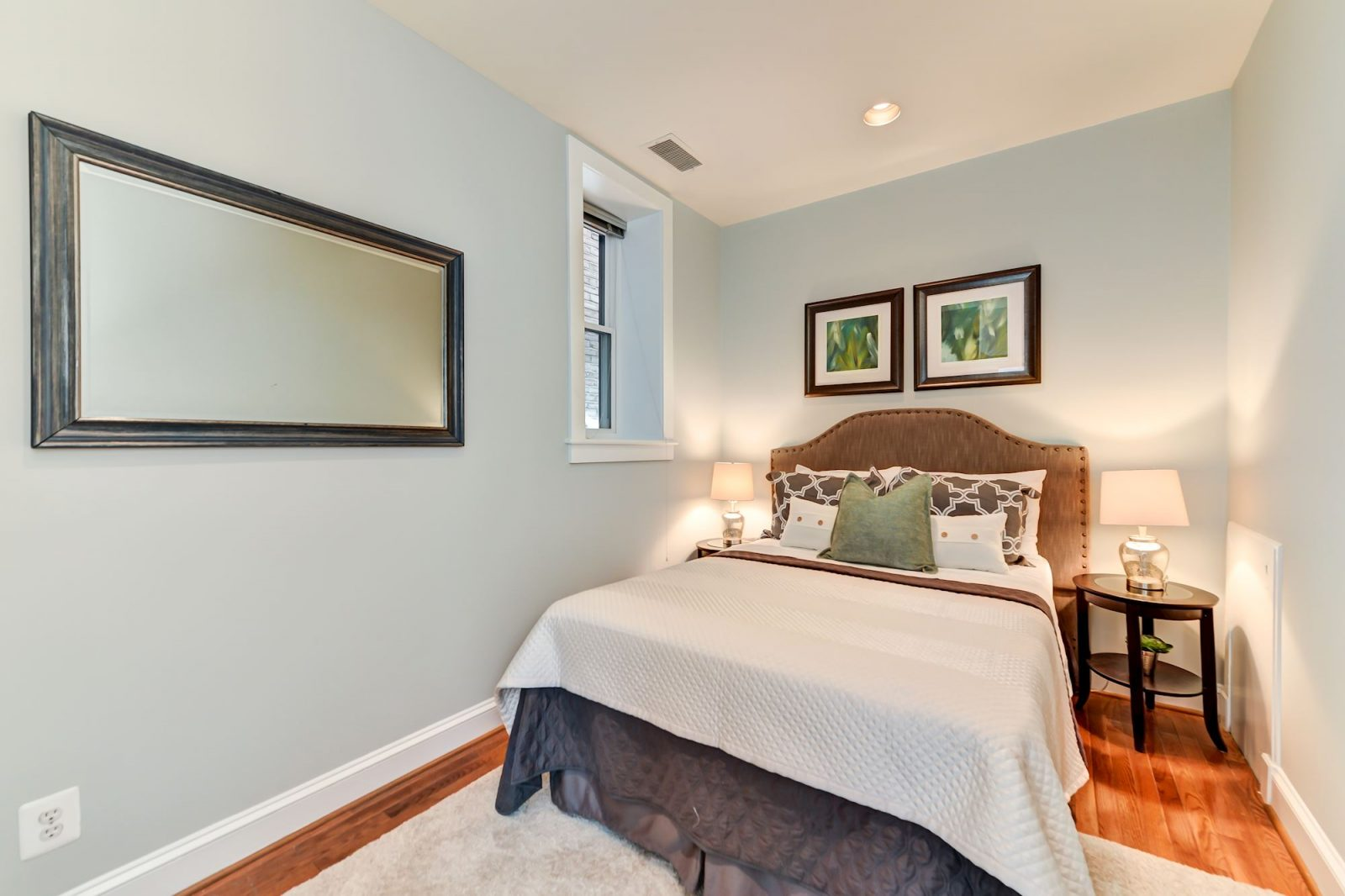 Second Bedroom -- 1317 Rhode Island Ave NW #206