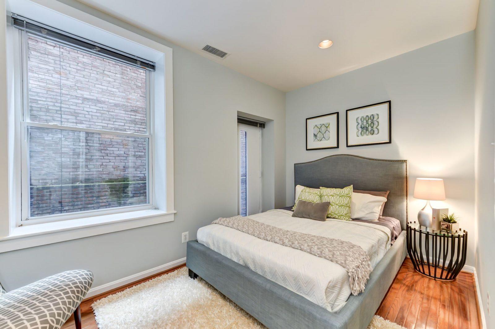 Master Bedroom -- 1317 Rhode Island Ave NW #206