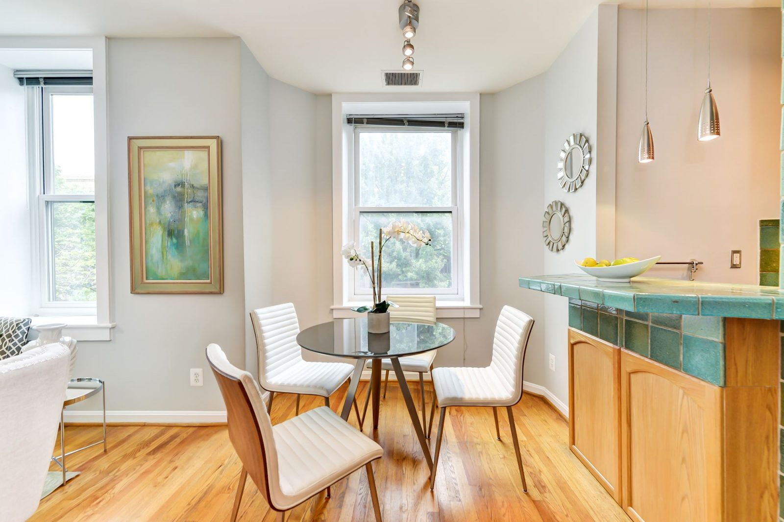 Dining Area -- 1317 Rhode Island Ave NW #206