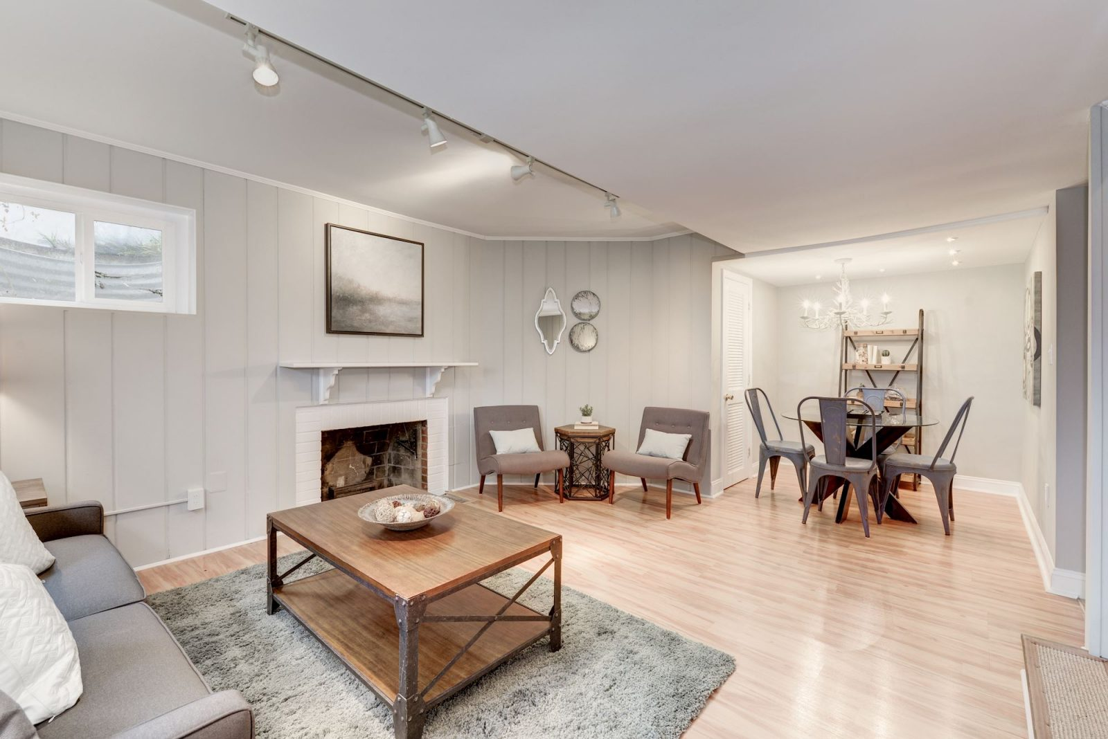 From Top To Bottom: How Basement Staging Can Boost Your Home Value
