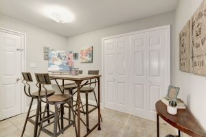 Creative Basement Staging Options
