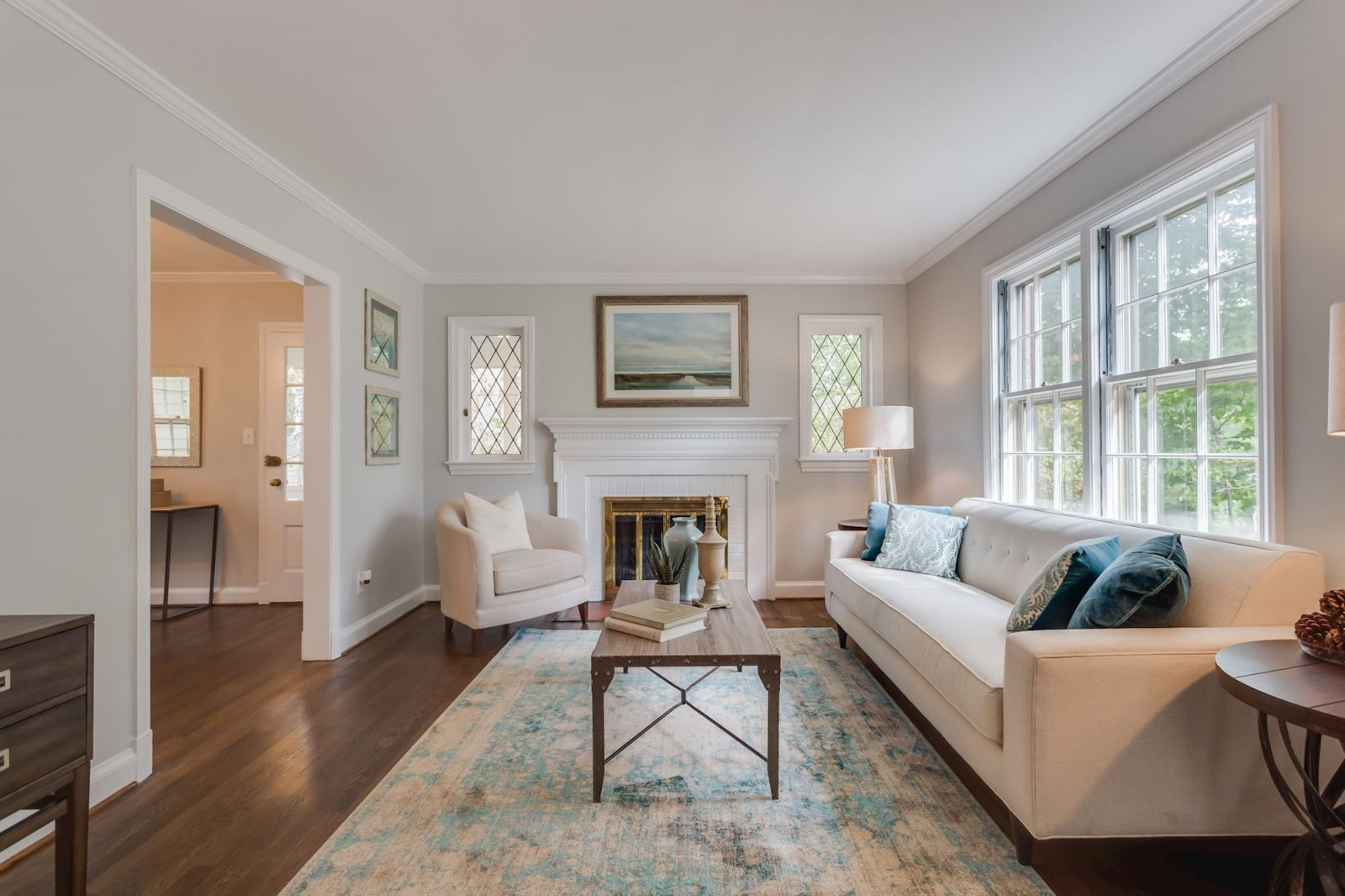 Home Staging Package in Washington DC