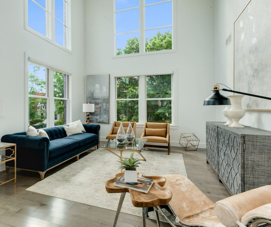 Home Staging & interior Design Firm in Washington D.C.