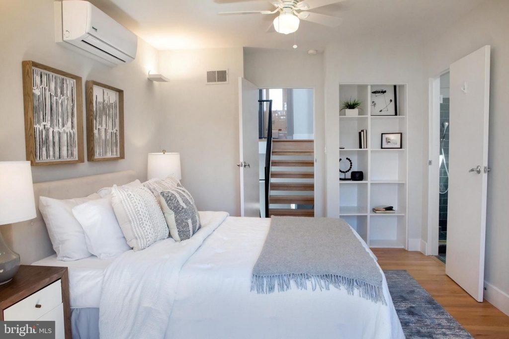 bedroom staging washington dc